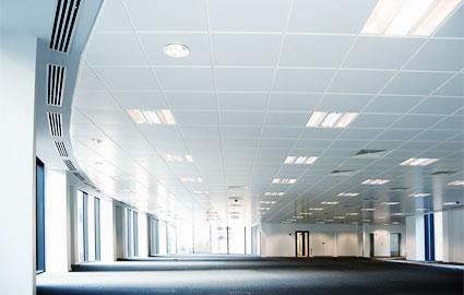 oficina climatizada